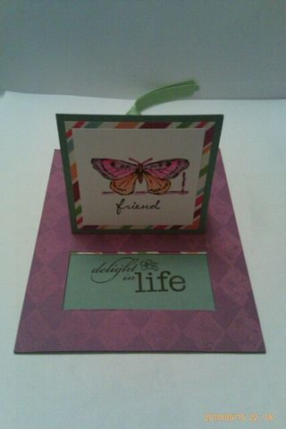 Pop Up Card Open