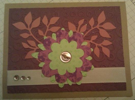 Color Challlenge Card